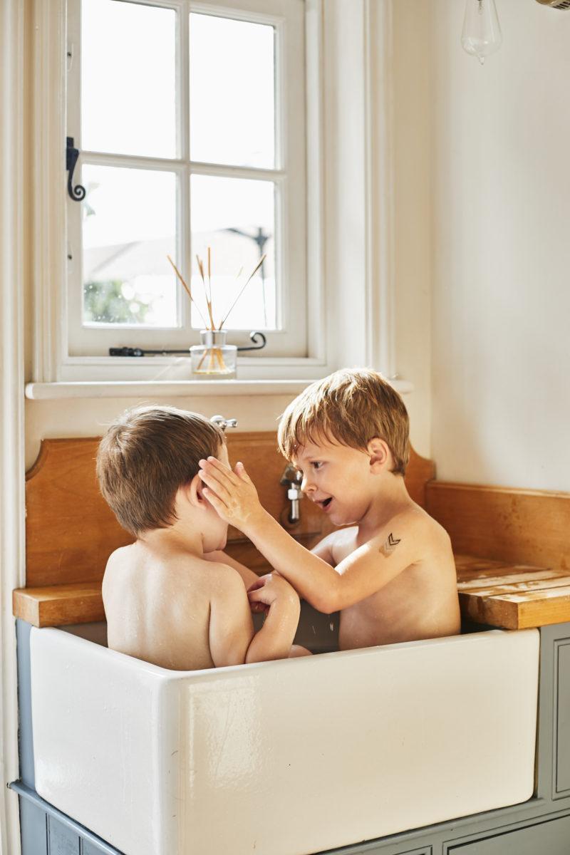 Boys Bath 9